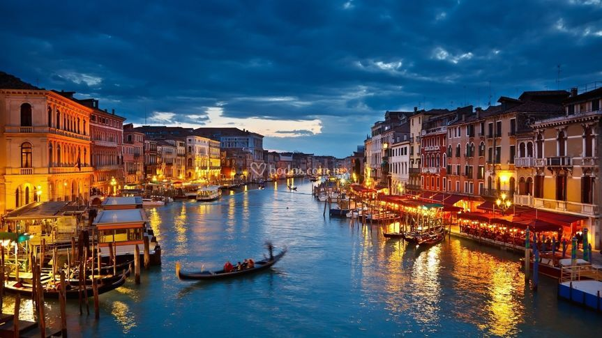 Luna De Miel Venecia