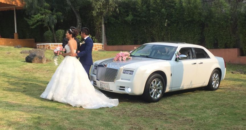 Chrysler RR tipo Wraight