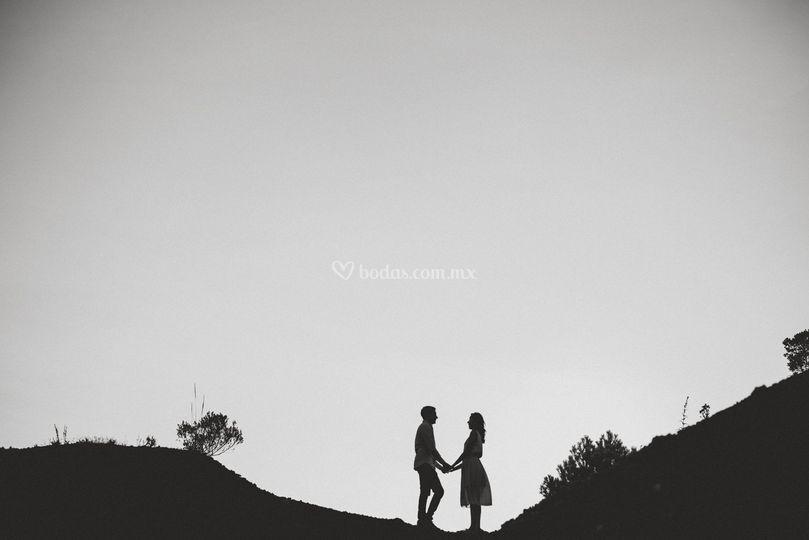 Cecilia y Luis