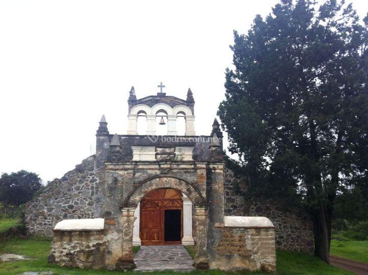 Hacienda Tepetzala, de las más bonitas de Tlaxcala