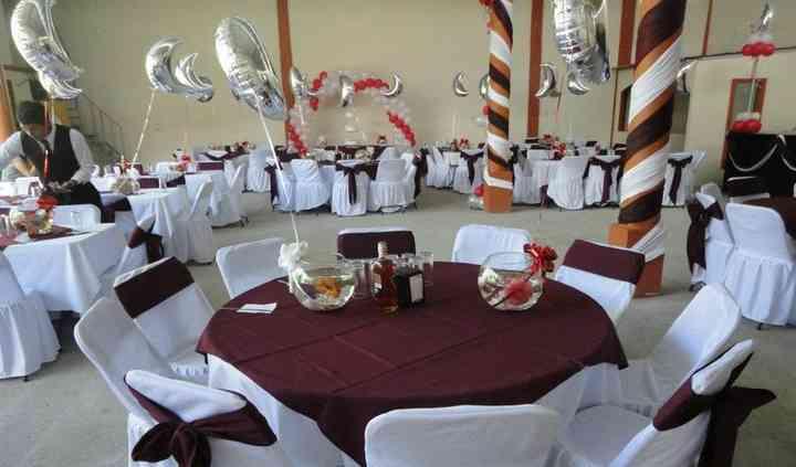 Salón de Fiestas Olivo