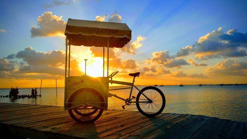 Triciclo sencillo