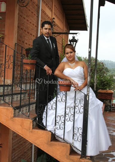 Sesión de fotos en bodas