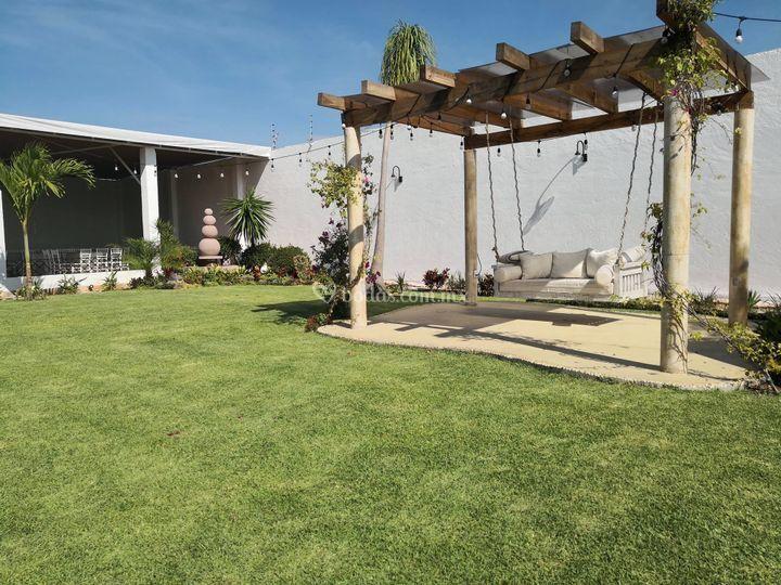 Jardín de Eventos Valentina's