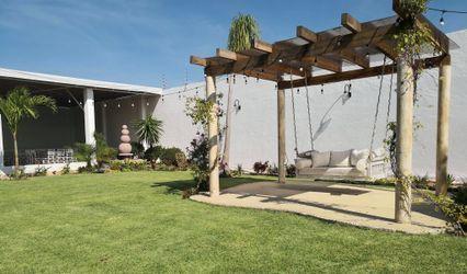 Jardín de Eventos Valentina's 1