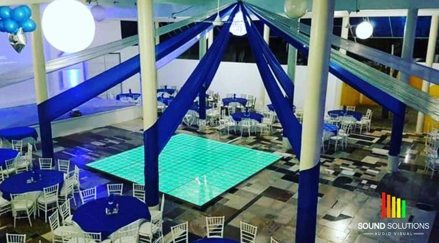Salón manolos Cancún