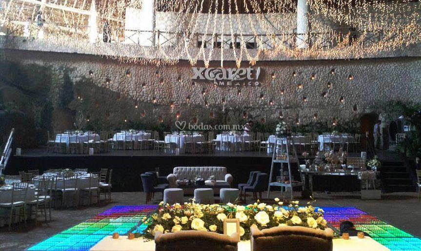 La-isla | Xcaret weddings