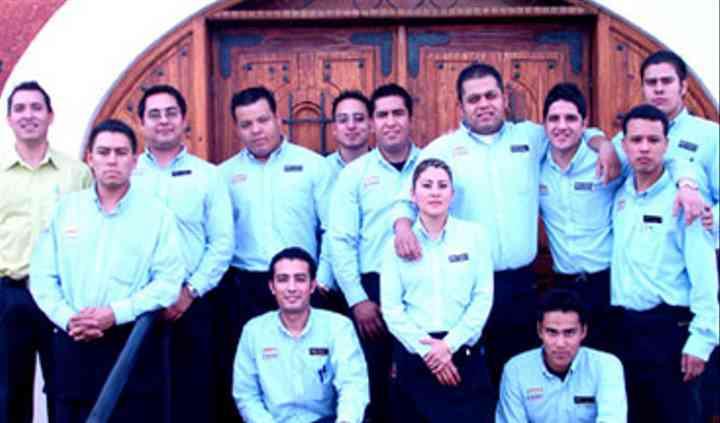 Equipo staff