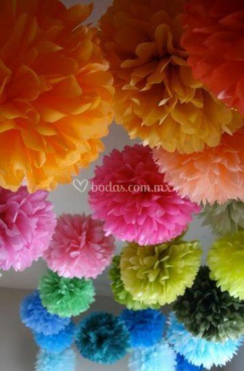 Colores para eventos