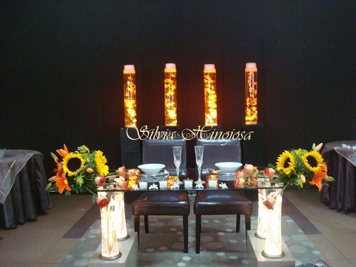 Silvia Hinojosa & Arte floral