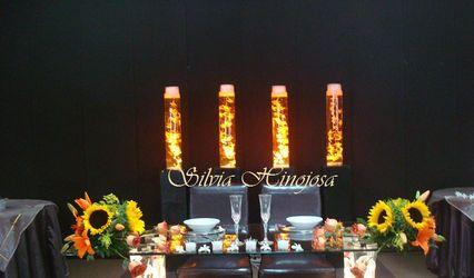 Silvia Hinojosa & Arte floral 1