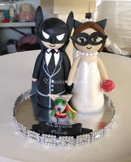 Novios Batman