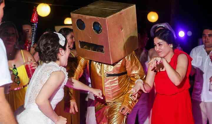 El robot de lmfao