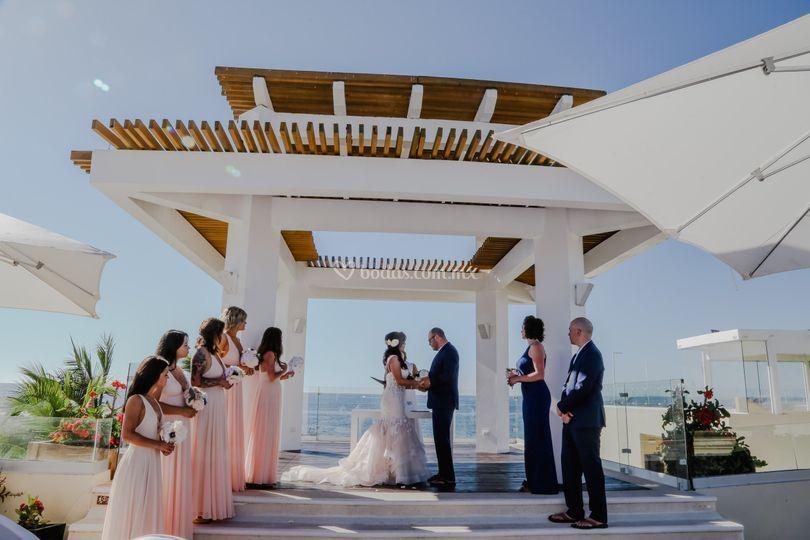 Ceremonia Punta Mita