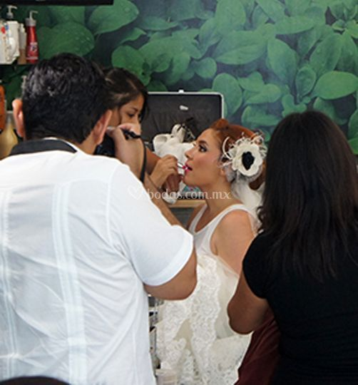 Bride salon