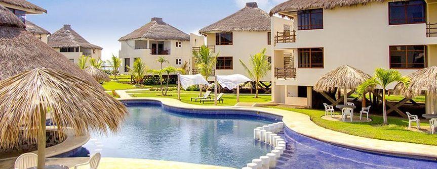 Villas paraiso resort for Villas otoch paraiso