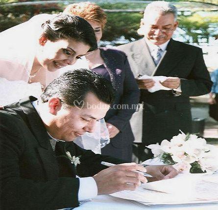 Firma de amor