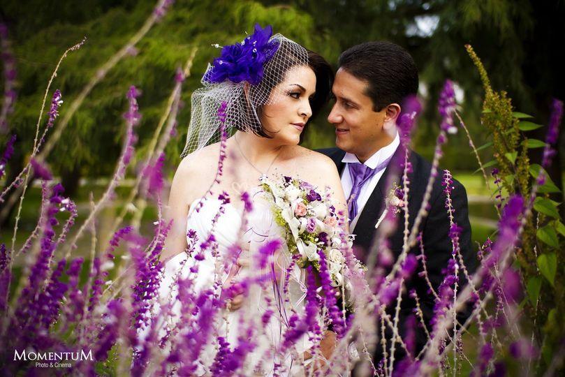 Sesión el día de la boda de Foto-Video Momentum