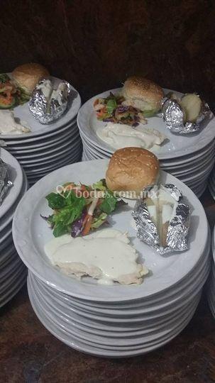Banquetes Casablanca