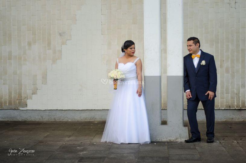 Ivan Zeuqzav Wedding