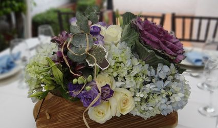 Menta Canela Arte Floral 1