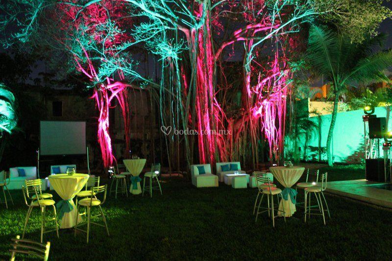 Evento lounge