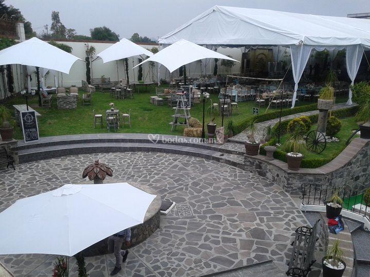 Jardin terraza 1