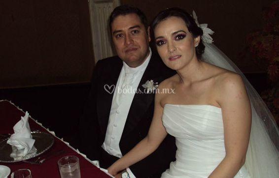 Para celebrar su boda