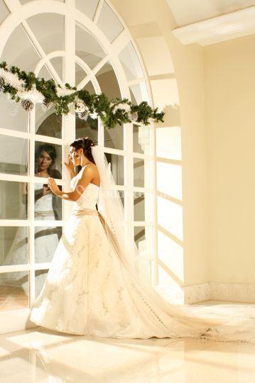Reflejo de novia