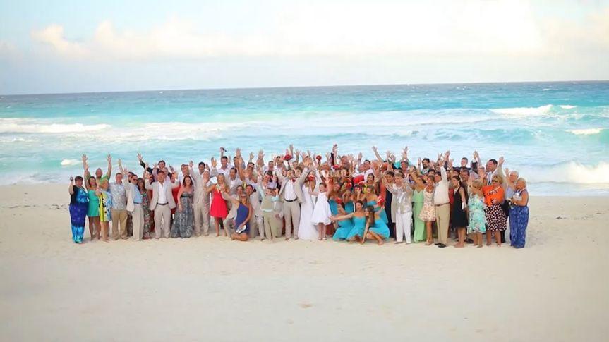 Boda Cancún