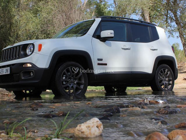 Renta Jeep Renegade