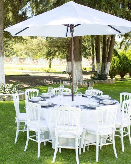 Quintaesencia for Sombrillas jardin carrefour