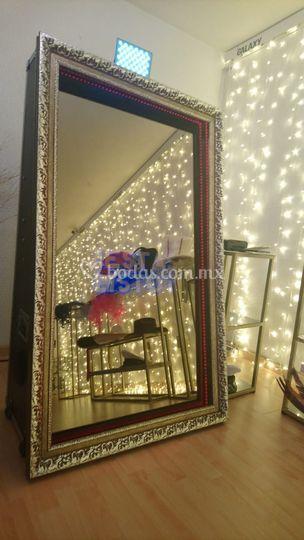 Espejo boda