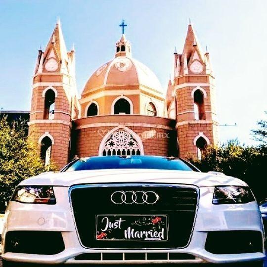 Audi en san luis gonzaga