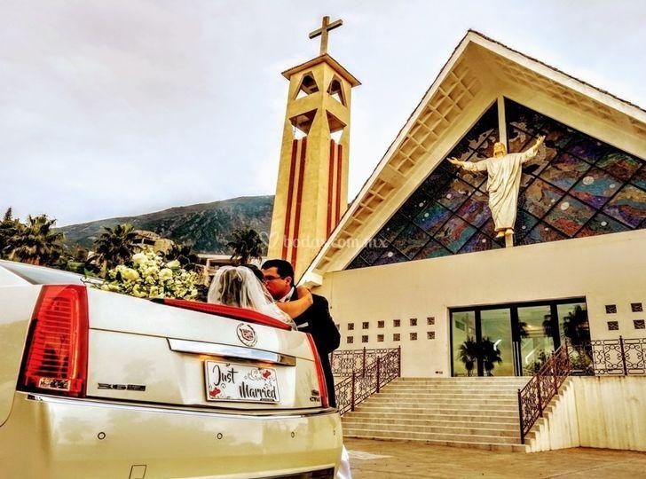 En cristo de la montaña