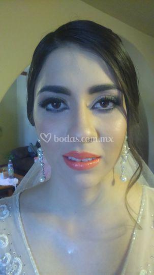 Jasmin Gómez Makeup