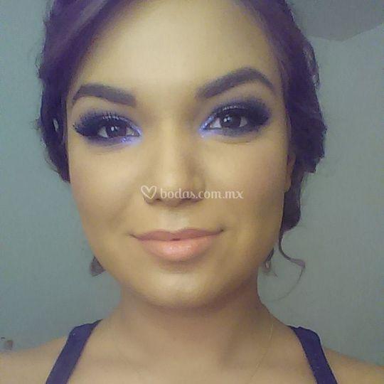 Maquillaje de invitadas