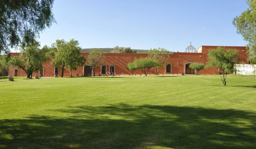 Since 1600 de Hacienda La Cantera