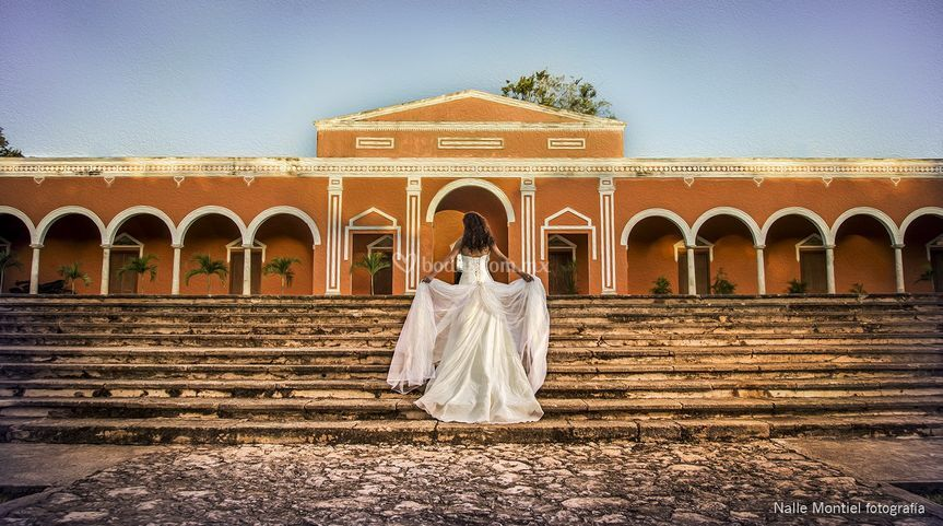 Sesión fashion bridal