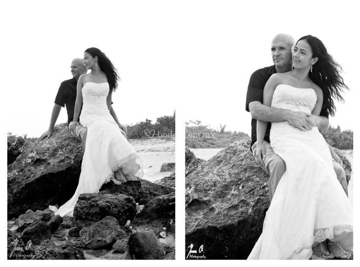 Estudio trash the dress