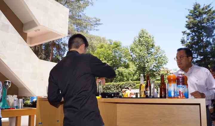 Barmans capacitados