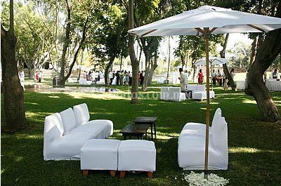 Jardín para bodas