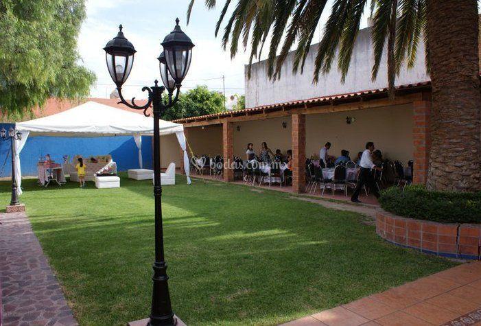 Jard n el pirul for Salon villa jardin cuautitlan izcalli