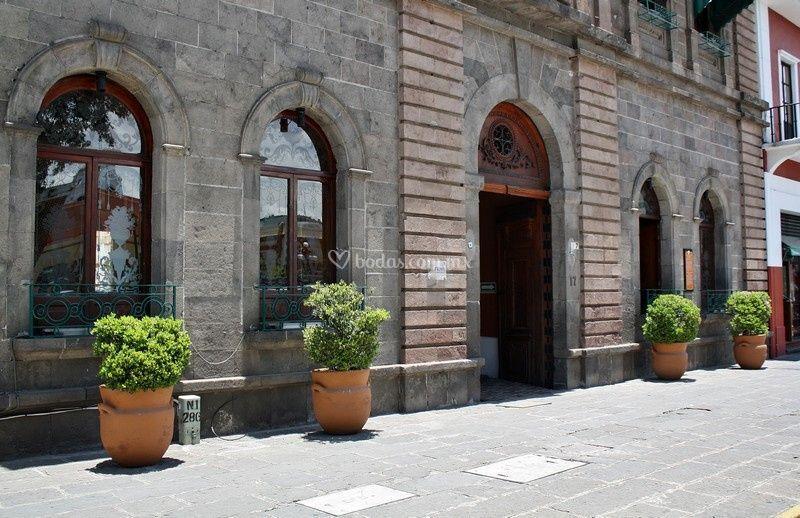 Hotel San Francisco Tlaxcala