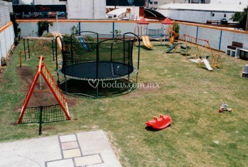 Juegos Infantiles De Jardin Alfety Foto 9