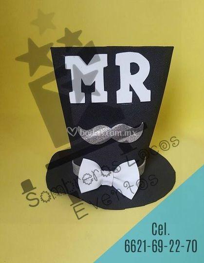 e02ec2c1673e3 Sombrero MR de Sombreros Locos