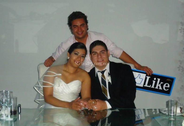 Para la boda