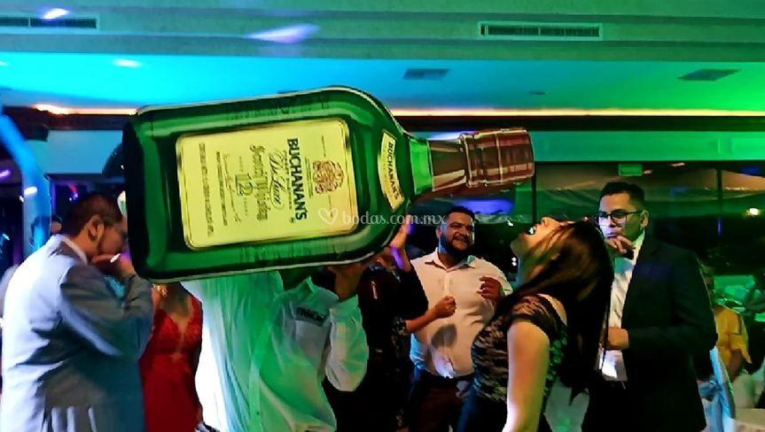 Botella big shot