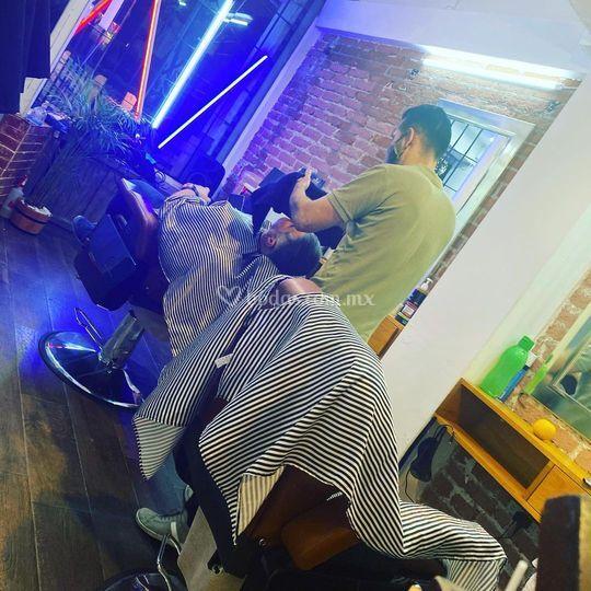 Barbería Rey Arturo