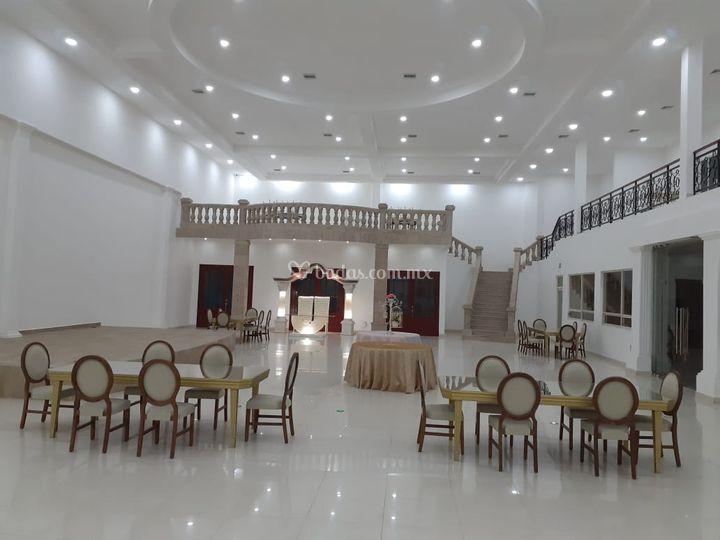 Salón remodelado